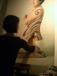 Sze painting