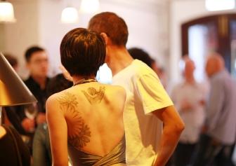 10 years ink on skin